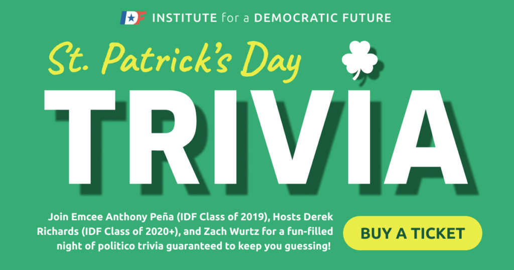 St Paddy's Day Trivia